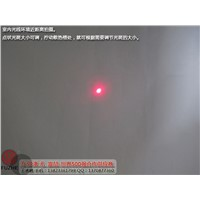 FU532AL10-GD16 532nm green line laser adjust focus(can adjust the line's thickness)