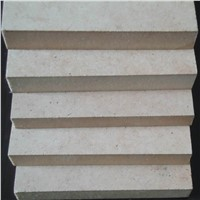 Strong screw holding plain mdf