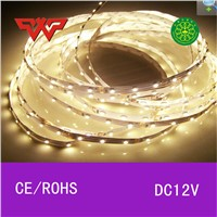 Cool White Pure White/Color DC12V Led Strip Lights For Cars With High Brightness