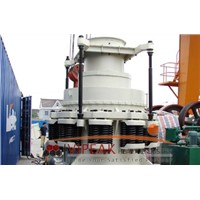 Spring Cone Crusher from Shanghai China