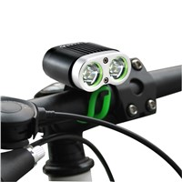 China High Brightness Headlamp Waterproof Night Rider Bike Lights