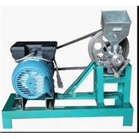hot selling small corn snacker extruder /puffed corn machine(Vertical type) price