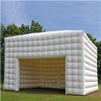 Double Layer Wall Insolates Prevent Cube Tent