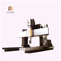 five axis simultaneous cnc gantry boring and milling machine center