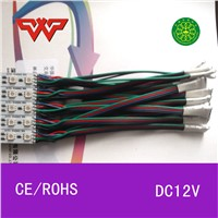 SMD 5050 Addressable RGB LED Strip with CE.ROHS and 3 Years Warranty