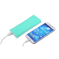 10000mAh High Capacity Power Bank, Li Polymer Battery cell