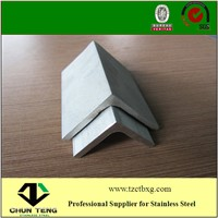 201,304,316L stainless steel angle bar