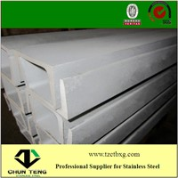 201 Stainless Steel Channel Bar