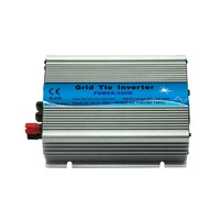 300W DC10.5~28V to AC 90-140VAC Stackable power Inverter FOR 18v solar panel