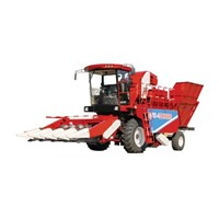 4YZ-4 four rows self-propelle corn harvester