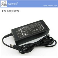 Waweis For SONY laptop 16V 4A AC ADAPTER Battery CHARGER Adapter