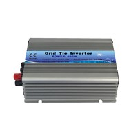 DC22-60V AC 110V 400w on grid inverter,Wide Voltage MPPT Pure Sine Wave Micro Inverter