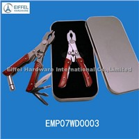 High quality double head plier with tin box packing (EMP07WD0003)