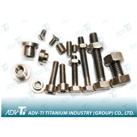 GR2 GR5 Titanium Fastener bolts and nuts washer