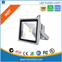 IP65 Outdoor UL 50W LED Flood Lighting with 2 Years Warranty