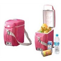 Portable 7L Mini Car Cooler & Warmer for promotion