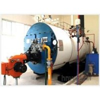 WNS Series Auto Gas or Oil Fired steam Boiler