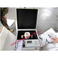 Transformer Oil Tester,Insulating Oil Dielectric Strength Testing Kit