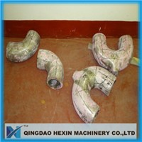 heat resistant static casting pipe fittings