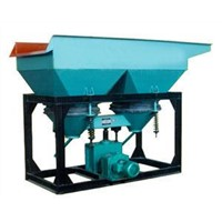 saw-tooth jigging machine and jig machine