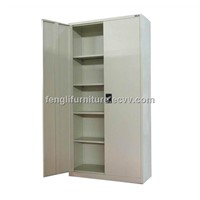 Office storage steel filing cupboard