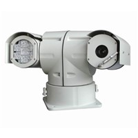 1.3 Mega Pixels  HD Vehicle-mounted IR PTZ IP Camera GCS-HDI300