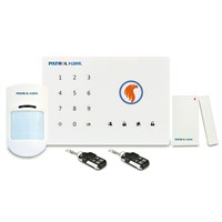 2014 New Security Wireless Home GSM Alarm