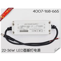 22-36W LED panel lamp power supply_YL-W2236FA