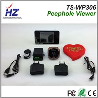 2014 newest 2.4GHz 3.5 inch TFT color wireless digital door viewer