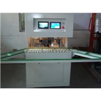 CNC Corner Cleaning Machine of PVC Window Cleaning Machine
