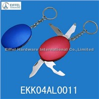 Keychain gadget,different color available(EKK04AL0011)