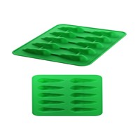 Fashion Design Silicone Iceberg Cube Tray