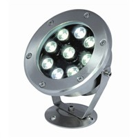 LED Underwater Light 9W Pool Lamp