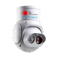 High Definition IR/Laser Day & Night High Speed Dome Camera GCS-HDL3554