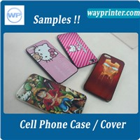 A4 Smart Mobile Case Printer,Cell Phone Case Flatbed Printer A4
