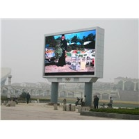 P8 outdoor full color LED displays