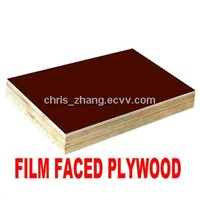 Brown Film Faced Plywood, with Logo, 18mmx1220x2440mm