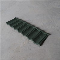 stone chip coated steel roof tiles hot sale in Nigeria