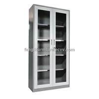 Sliding Glass Door Vanity Bathroom Cabinet