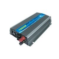 1000W micro solar Inverter DC10.5-28V to AC110V 1KW Pure Sine Wave Inverter with MPPT Function