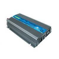 DC20-40V to AC110V 1000w grid inverter,work with solar panel and wind turbine