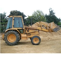 Used Wheel Loader Case 580-K / Wheel Loader Case 580-K