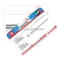 13.56MHz Contactless IC Card Smart Card
