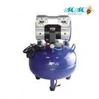 Bees Dental one for one silent  oil-free air compressor