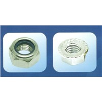 DIN 6923 Hex flange nuts