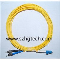 LC/ST Fiber Optic Patch Cable 3M