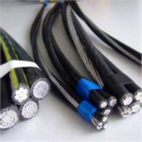 Low Voltage Overhead Aerial Bundled Power Cable