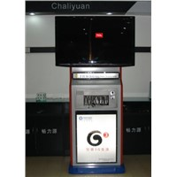 Universal Mobile Phone Charging Station Kiosk Floor Standing for Hotel,Bank,Metro Station