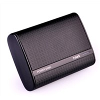 High-end Portable PU Leather Power Bank For Smartphone (CE/FCC/UL/RoHS/ Approved)
