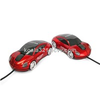 Car shape optical mouse for laptop PC
